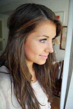 brown hair.. This is the hair I want