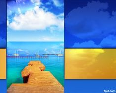 Free rainbow ppt template abstract ppt templates ppt templates plan your dream sea side celebration by bringing out a gazebo through free water beach ppt template that helps plan every facet of your memorable gathering toneelgroepblik Choice Image
