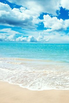 Pic of the Day...Beautiful Day ----------------------- #beach #beachlovers #tropics #beautiful #water #ocean
