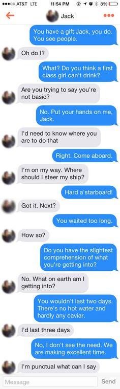 vittig dating profil taglines