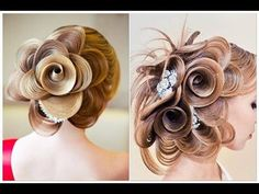 Amazing Hair Transformations - Beautiful Hairstyles  Compilation 2017 - YouTube