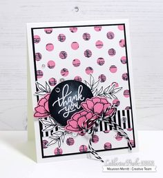 Mama Mo Stamps: All That Jazz Blog Hop
