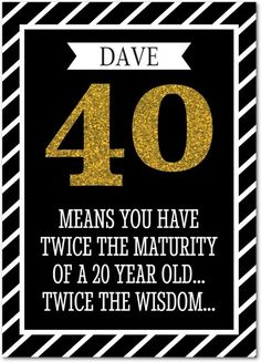 Wise and Mature. | Personalized birthday cards for your friends from Treat.com. #birthday #overthehill #funny