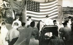 Memorial Services were held for the USS Spence aboard her sister ship the USS Dyson. Memorial Services, Usa Country, Rosie The Riveter, World War Ii, Ww2, Victorious, Sailor, Sisters, Novels