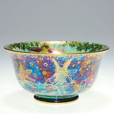Fairyland Lustre Imperial Bowl - Bing Images
