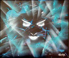 tableau abstrait by Zaudrey C. http://www.zaudreycreations.com/