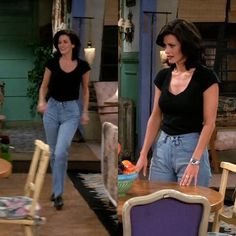 Best Picture For rachel green outfits crop tops For Your Taste You are looking for something, and it Rachel Green Outfits, Friends Rachel Outfits, Estilo Rachel Green, Rachel Green Style, Friend Outfits, Diy Outfits, Tv Show Outfits, Style Outfits, Mode Outfits