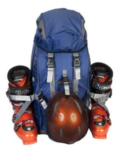 """TEAM PACK SKI BOOT BAG - BLUE by Select Sportbags. Save 29 Off!. $59.95. TEAM PACK - SKI BOOT BAG Ski Boot Bag - TEAM PACK...UNIQUE DESIGN!!!!   GREAT DESIGN FOR ALL SKIERS!   ? Size: 12"""" x 10"""" x 18""""   THIS IS AN AWESOME BAG! UNIQUE DESIGN...FIRST OF ITS KIND ON THE MARKET!... YOUR FRIENDS WILL BE ASKING WHERE THEY CAN GET ONE!!!   BOOTS and HELMET NOT INCLUDED!"""