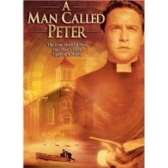 A Man Called Peter starring Richard Todd and Jean Peters. True story of Peter Marshall who was ultimately appointed chaplain of the US Senate Family Movies, All Family, Old Movies, Great Movies, Vintage Movies, Richard Todd, Jean Peters, Catherine Marshall, Christ