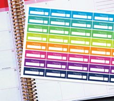 Planner Stickers Erin Condren Life Planner (ECLP) - 40 Meeting Stickers (#6001) by PlannerEnvy on Etsy https://www.etsy.com/listing/252825500/planner-stickers-erin-condren-life