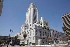 Los Angeles City Hall. There have been reports of ghosts in several areas of City Hall; the most famous is a nattily-dressed, old-fashioned gentleman who likes to disrupt City Council meetings and bother officials in the bathrooms.