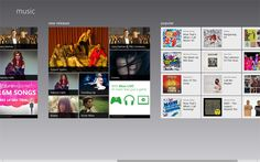 #LaunchedNow: #Microsoft redesigns #Xbox Music and Video for Windows 8.1: Makes it more Intuitive and Cleaner