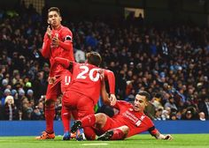 FT 4-1 for LFC v Man. City, great victory and performance!