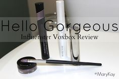 Influenster Mary Kay Voxbox Review :)