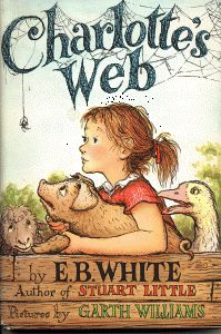 Charlotte's Weby by E.B. White - PS3545.H5187 C48
