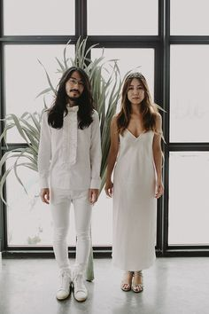 Wythe Hotel Brooklyn, Brooklyn Nyc, Slip Wedding Dress, Wedding Dresses, White Headband, Bohemian Bride, College Graduation, Hudson Valley, Hotel Wedding