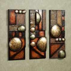 Through Time Metal Wall Sculpture Set : Through Time Sculpture Set Abstract Metal Wall Art, Metal Tree Wall Art, Metal Wall Sculpture, Contemporary Abstract Art, Wall Sculptures, Framed Wall Art, Sculpture Art, Abstract Sculpture, Contemporary Sculpture