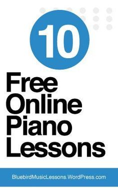 10 Free Online Piano Tutorials for Kids Beginner Piano Music, Beginner Piano Lessons, Piano Lessons For Kids, Easy Piano Sheet Music, Music Theory Games, Music Theory Worksheets, Online Lessons, Elementary Music, Music Education