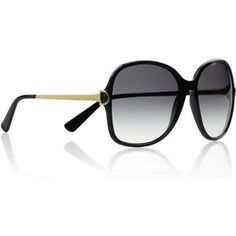 polyvore gucci sunglasses