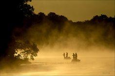 Early Morning Bass Fishing (0031ba)