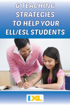Teaching can be hard with a language barrier. Check out 6 strategies to integrate ESL students into the class.