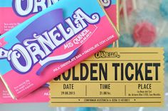 Invitación Willy Wonka Willy Wonka, Quinceanera Party, Sweet 16 Parties, Ideas Para Fiestas, 15th Birthday, Candy Party, Diy Invitations, Childrens Party, Holidays And Events