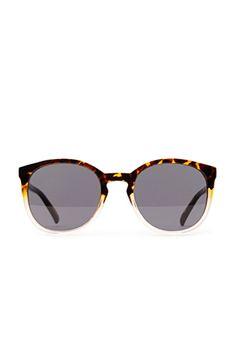 Oversized Round Sunglasses | FOREVER21 - 1000097274