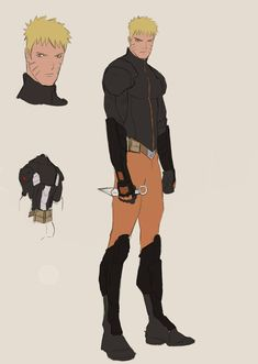 I edited and borrowed elements of Green Arrow DC rebirth concept art, as well inspiration on other heroes. I wanted to draw a heroic outfit for Naruto a. Wallpaper Naruto Shippuden, Naruto Shippuden Anime, Naruto Oc, Anime Naruto, Boruto, Superhero Characters, Naruto Characters, Superhero Suits, Super Hero Outfits