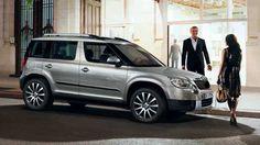 Sparen mit dem Skoda Yeti, Neue Ausstattungslinie bietet 1000 Euro Preisvorteil.