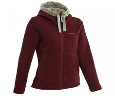 878a9b2c1 2199 - in Indialetsplay.com Quechua Arpenaz 400 Womens Hooded Pull - Womens  Hooded Pullover