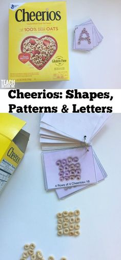 Cheerios Shapes, Pat