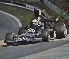 Peter Revson, UOP Shadow