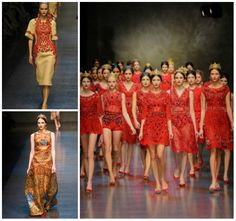 "Milan Fashion Week: @Dolce & Gabbana Womenswear Autumn/Winter 2013-14""  http://youtu.be/GV_wMUOKX5c"