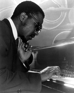 Thelonious Monk. If you don't know who he is, you haven't listened to good music.
