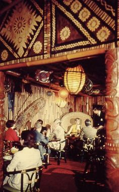 Trader Vic's San Francisco - Cosmo Place, San Francisco, CA (restaurant) -- Tiki Central