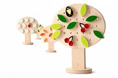 4 seasons wooden construction toy by SHUSHA Woodworking For Kids, Woodworking Crafts, Homemade Baby Toys, Tinker Toys, Educational Baby Toys, Best Kids Toys, Wooden Projects, Wood Toys, Classic Toys