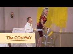 Mr Tudball &Amp; Mrs Wiggins Painting The Office From The Carol Burnett Show : Video Clips From The Coolest One