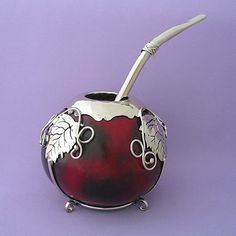 Yerba Mate Drink, A gourd made for drinks!