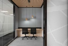In its very first major project Hot Black has made more than a stylish leap into commercial design with outstanding results for Cancer Council Victoria. Corporate Interiors, Corporate Design, Office Interiors, Black Interiors, Interior Work, Interior Architecture, Interior And Exterior, Workspace Design, Office Workspace