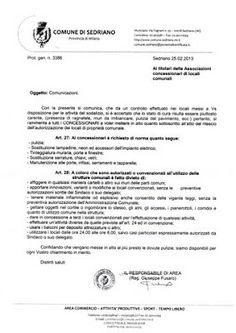 Sinistra di Sedriano: E' severamente vietato dissentire da Celeste
