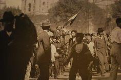 Madero decidió dirigirse hacia el Palacio Nacional, desde el Castillo de Chapultepec, para ponerse al mando de la resistencia. En el trayecto lo acompañaron elementos del Heroico Colegio Militar, acto conocido como la MARCHA DE LA LEALTAD.