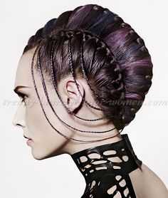 long hairstyles - undercut hairstyle for long hair | trendy ...