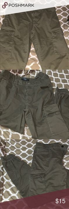 MENS CLAIBORNE CASUAL FLAT FRONT SHORTS,MULTIPLE COLORS  NEW WITH TAGS MSRP$42