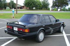 1987 Nissan Maxima SE