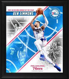 480c8973428 Ben Simmons Philadelphia 76ers Framed 15