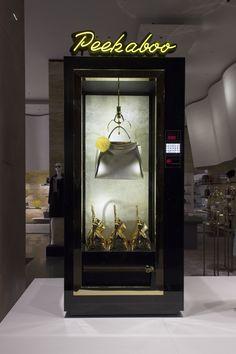 The new Fendi vending machine