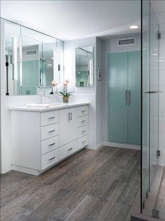 Luxury Bathroom Lino i love my new bathroom floor. it's peel and stick groutable vinyl