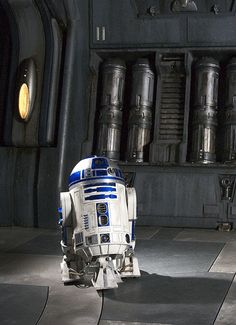 R2-D2 in 'Revenge of the Sith.'