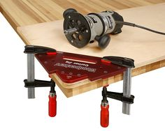 Woodpeckers OneTime Tool - Precision Corner Jig. Last day to order is 1/9/17