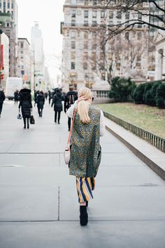 Mimosas and Manhattan | 3 Tips for Pattern Mixing